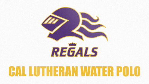 Custom Woven Water Polo Team Towels for Cal Lutheran University