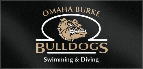 Omaha Swimming & Diving Custom Woven Beach Towels