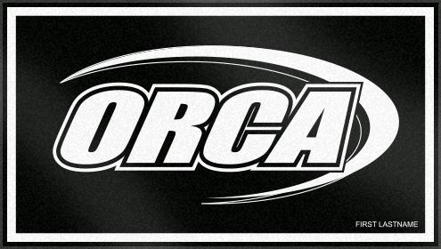 Custom Woven Swim Team Towels for ORCA