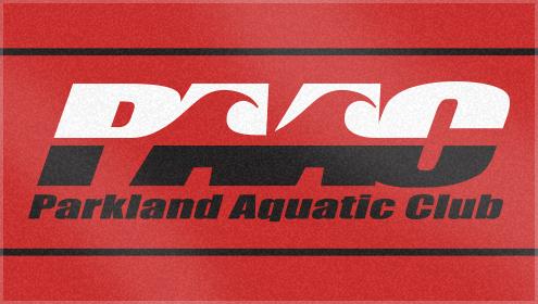 Custom Woven Swim Team Logo Towels for Parkand Aquatic Club