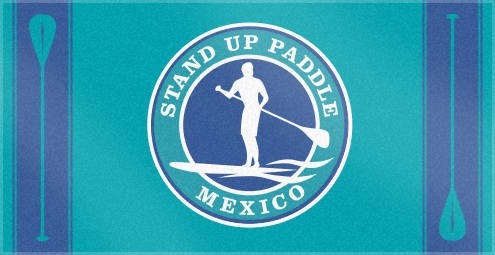 Custom Woven Beach Towels for Stand Up Paddle Mexico
