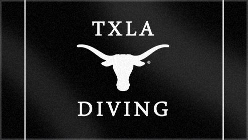 Custom Woven Swim Team towels for TXLA