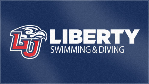 The  Liberty University Flames had us produce these cool custom woven swim team towel! These amazing custom swim team towels  display their great logo for the swim team!