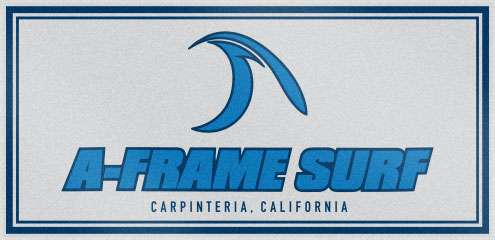 These custom beach towels will be great retail for this California surf shop. We had not even pulled the beach towels off the loom before Sam called us asking for a second order. Our custom woven towels are excellent quality and our customer service is just as great. Give us a call today.